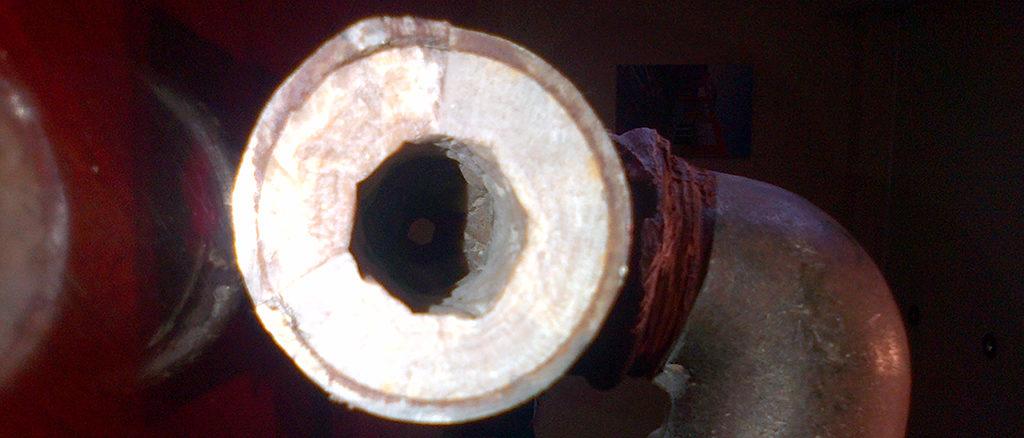 Protection réseau canalisation calcaire tartre boue PABST