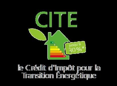 Credit d'impôt pour la transition énergétique
