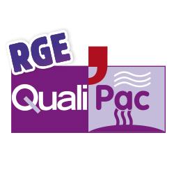 QualiPac RGE logo