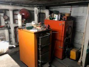 Installation chaudière bois VITOLIGNO 150-S Viessmann à Waldhouse 57 - PABST