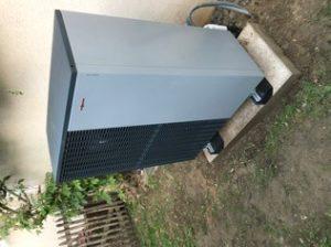 Installation d'une pompe à chaleur Viessmann Vitocal 200-S - CHAUFFAGE PABST