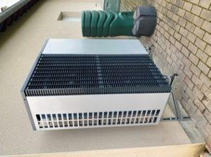 Installation pompe à chaleur Viessmann Vitocal 200-s photo2 - CHAUFFAGE PABST