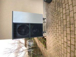 Installation pompe à chaleur Viessmann Vitocal 200-s photo3 - CHAUFFAGE PABST