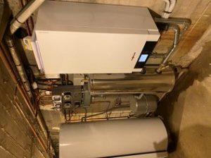 Installation pompe à chaleur Viessmann Vitocal 200-s photo4 - CHAUFFAGE PABST
