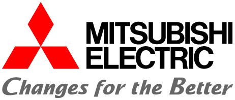 MITSIBUSHI ELECTRIC logo