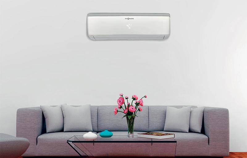 Pompe à chaleur air/air Viessmann Vitoclima 200-s éco - CHAUFFAGE-PABST